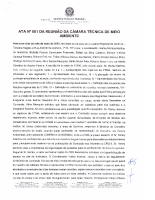 Ata 001 – CTMA