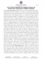 Ata 002 – CTTIC