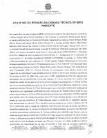 Ata 003 – CTMA