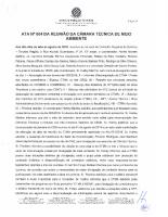 Ata 004 – CTMA