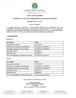 Edital 2-CT- Prorrogação