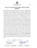 Ata nº013 – CTMA