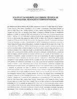 Ata nº 011 – CTTIC