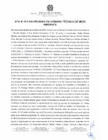 Ata nº015 – CTMA