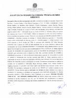 Ata n° 016 – CTMA